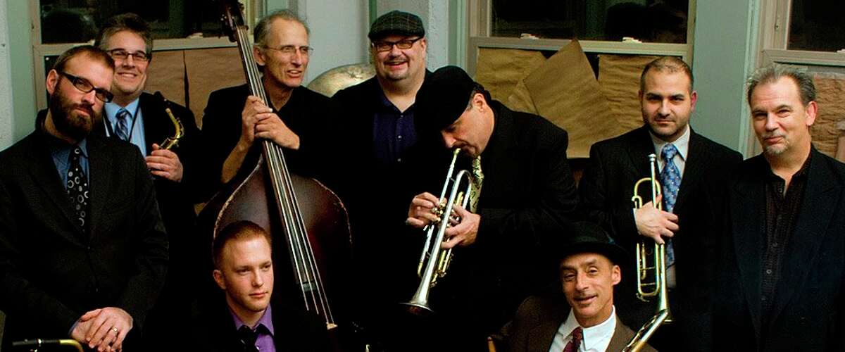 Planet D Nonet will perform at7 p.m. on Tuesday at the First Street Beach Rotary Gazebo as part of theManistee Shoreline Showcase. (File photo)