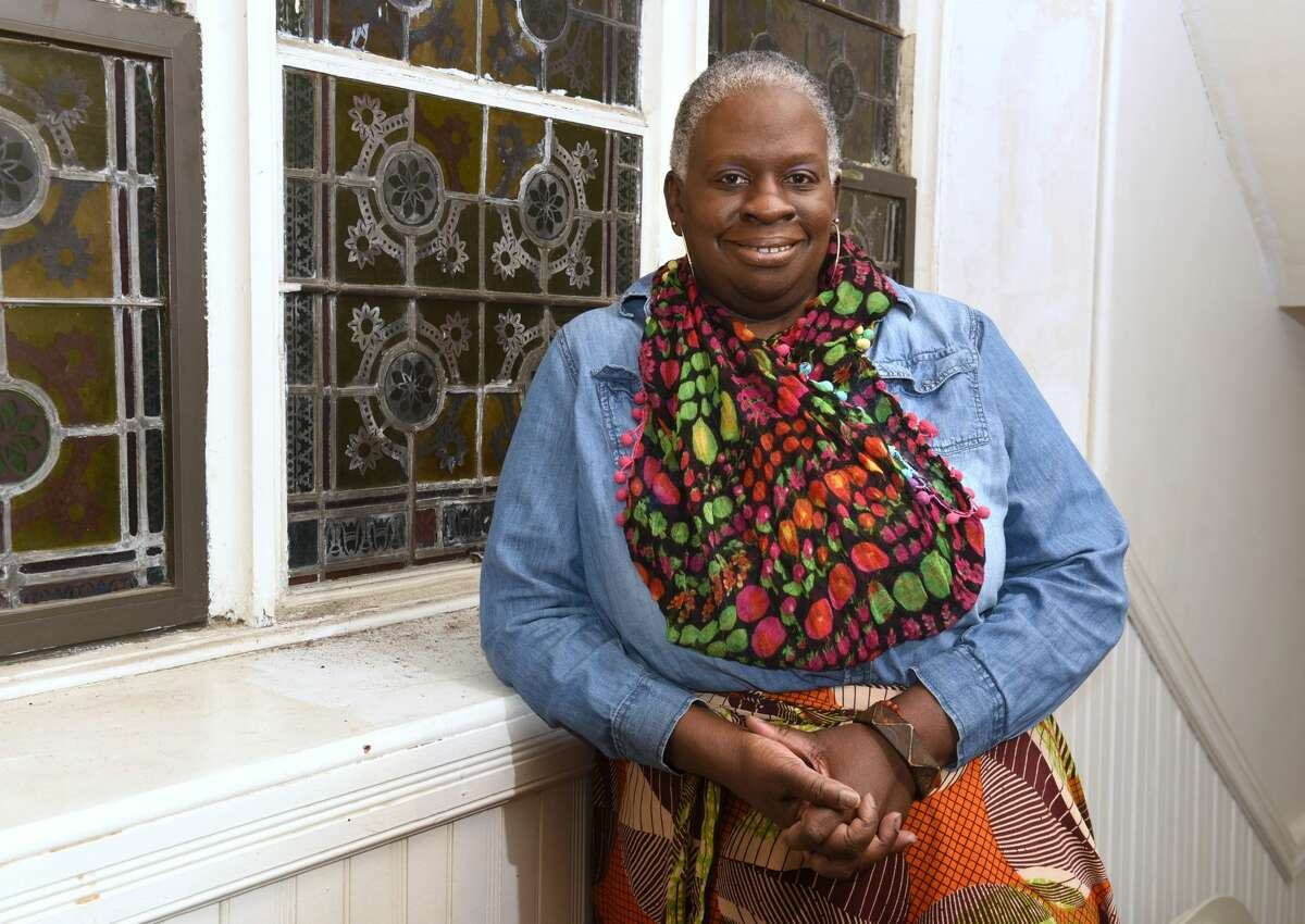 Karen Christina Jones, founder and artistic director of Callaloo Theater Company.
