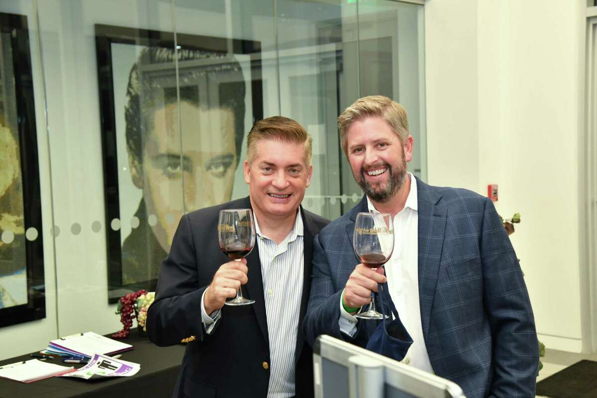 Wine & Food Week's Platinum Wine Vault event is set for 6 to 9 p.m. Aug. 20 at Bayway Cadillac of The Woodlands.