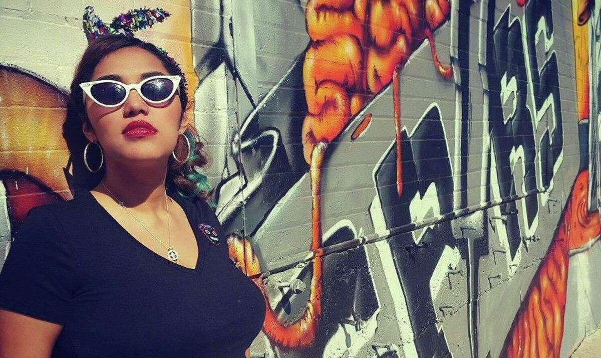 Veronique Medrano is headlining the Conjunto Heritage Taller Tardeada as part of an all-female lineup.
