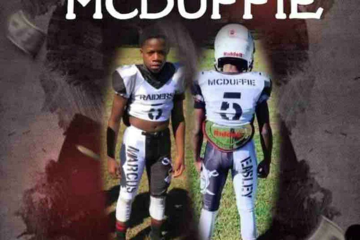 A picture of former Stratford teenager Zyon McDuffie from a gofundme page raising funds for his family to make arrangements after his death Sunday, Aug. 1, 2021.