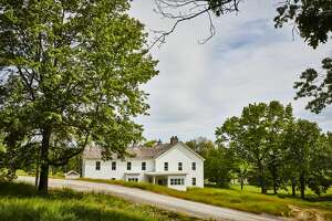 INNESS — a bucolic property and members club located 90 miles from New York City and featuring an on-site restaurant, farmhouse hotel (shown here) and guest cabins, golf and more — is the result of a partnership between restaurateur and architect Taavo Somer, designers Post Company, and development team CBSK Ironstate and Lee Pollack.