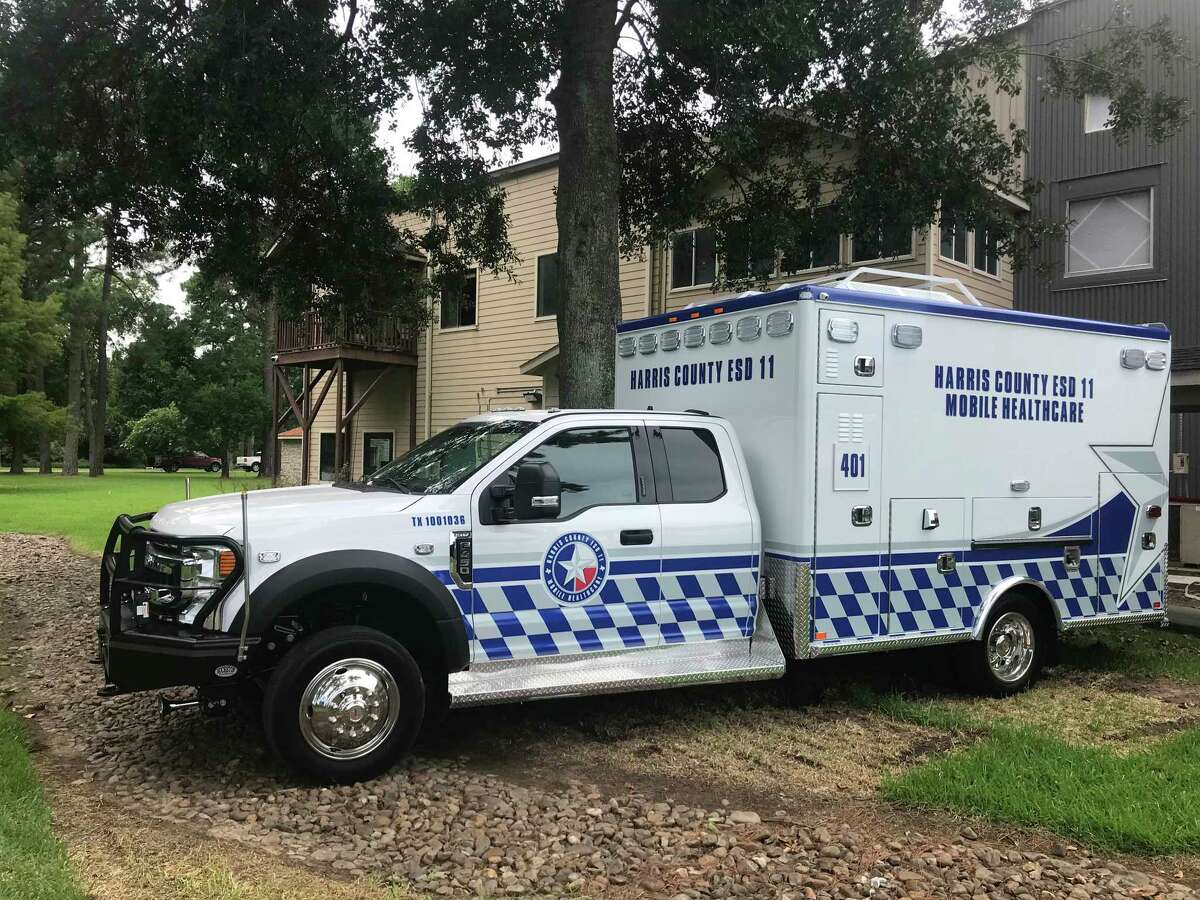 ESD No. 11 is receiving 40 new ambulances for the new Mobile Healthcare services, opening Sept. 1.
