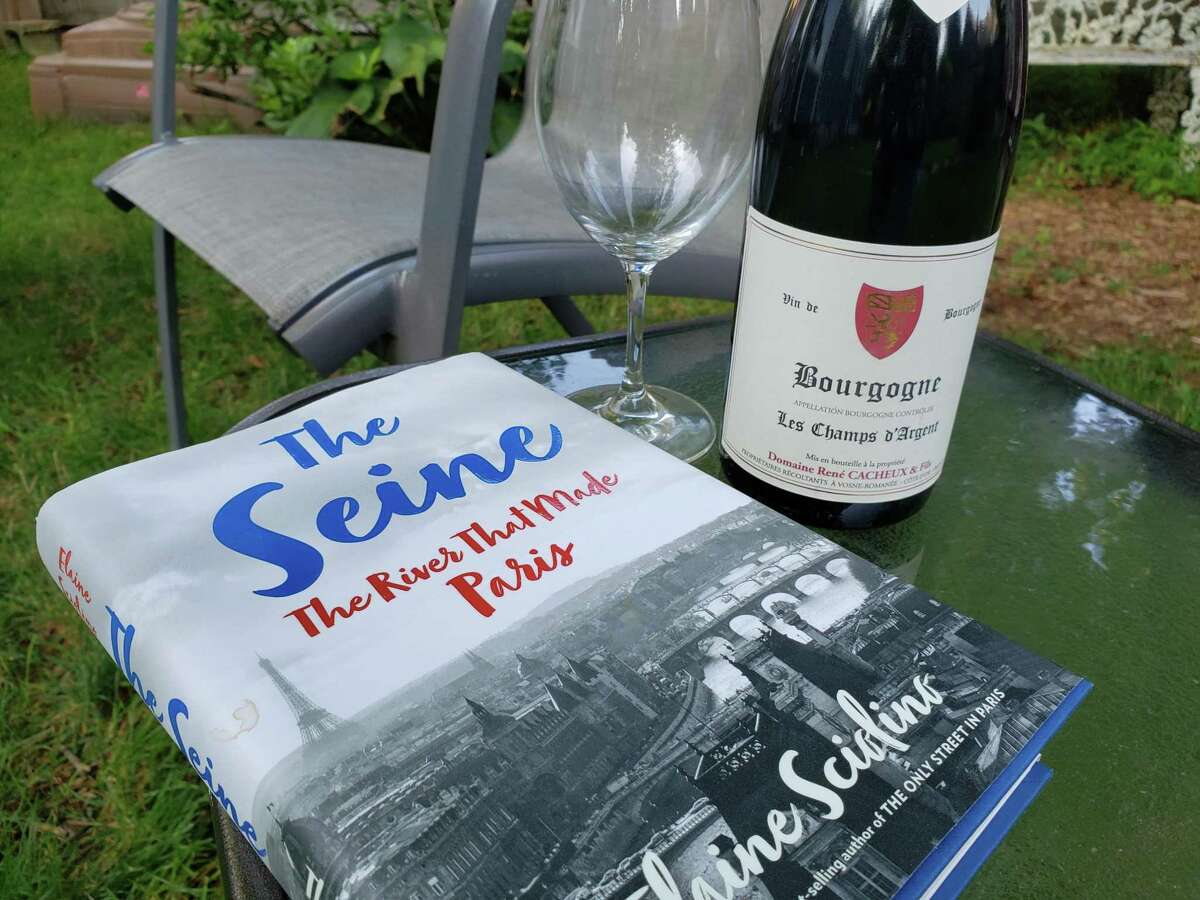 """""""The Seine, The River That Made Paris"""" by Elaine Sciofino traces the route and the history of the river from the mountains in the north of Burgundy to the sea at Le Havre."""