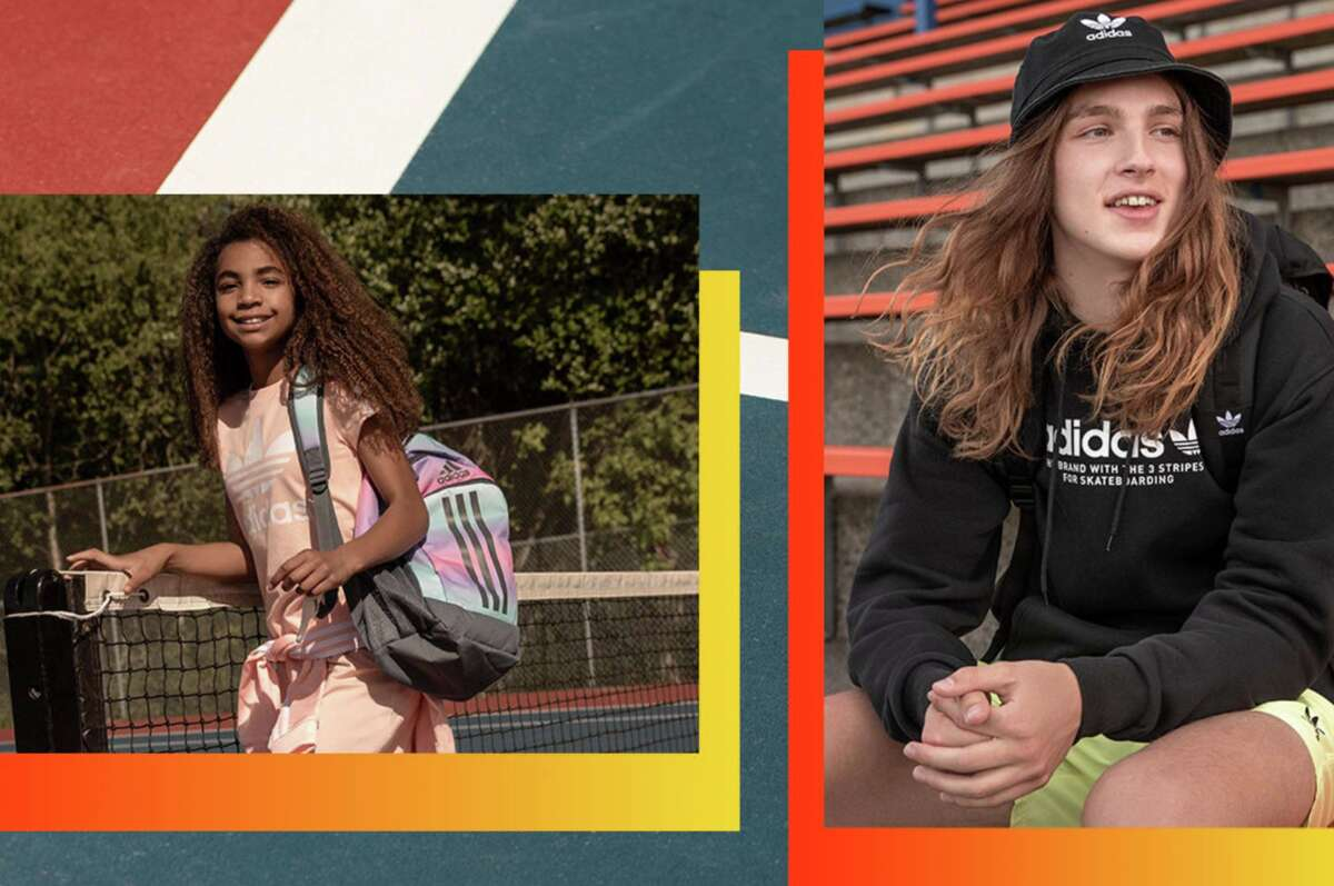 Shop Adidas' back-to-school sale for comfy apparel that makes school a breeze.