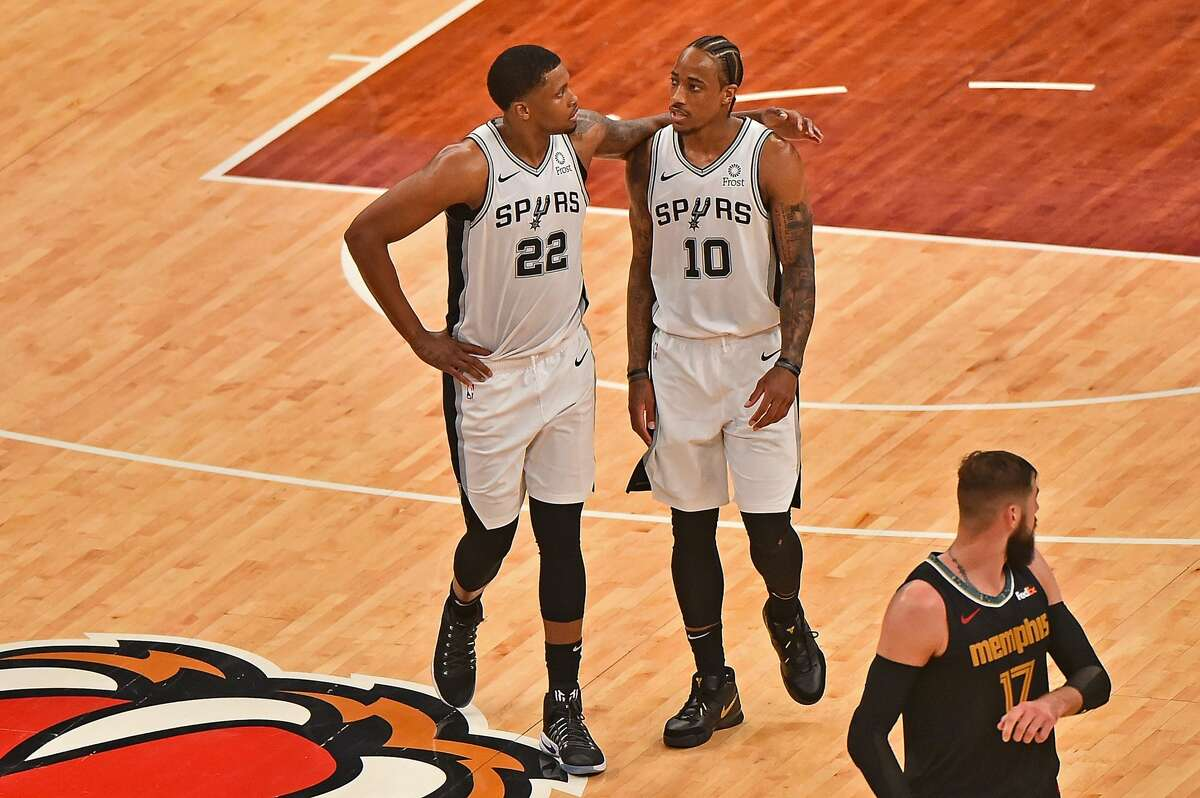 DeMar DeRozan and Rudy Gay are leaving San Antonio, but not before sharing few thank you messages for the city and the Spurs.