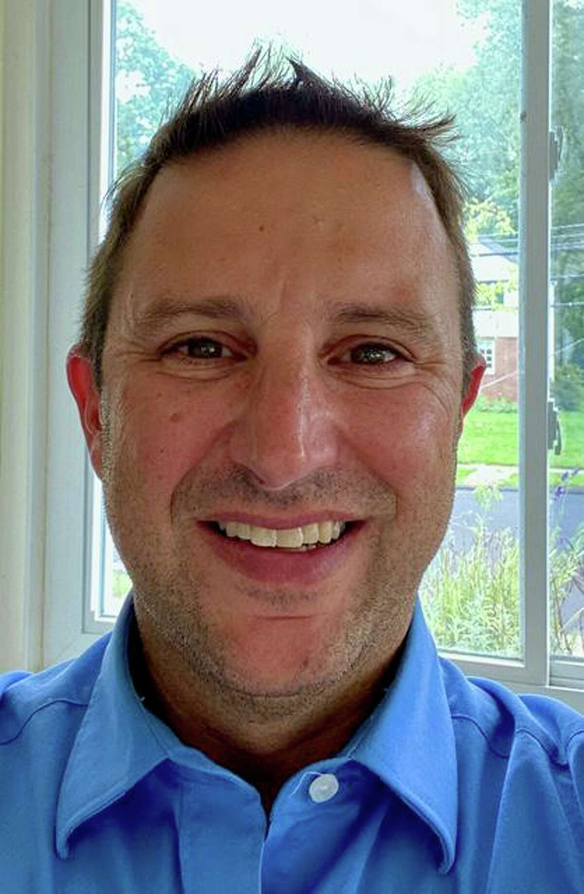 Ian Polun is the new principal at Fields Memorial School in Bozrah.