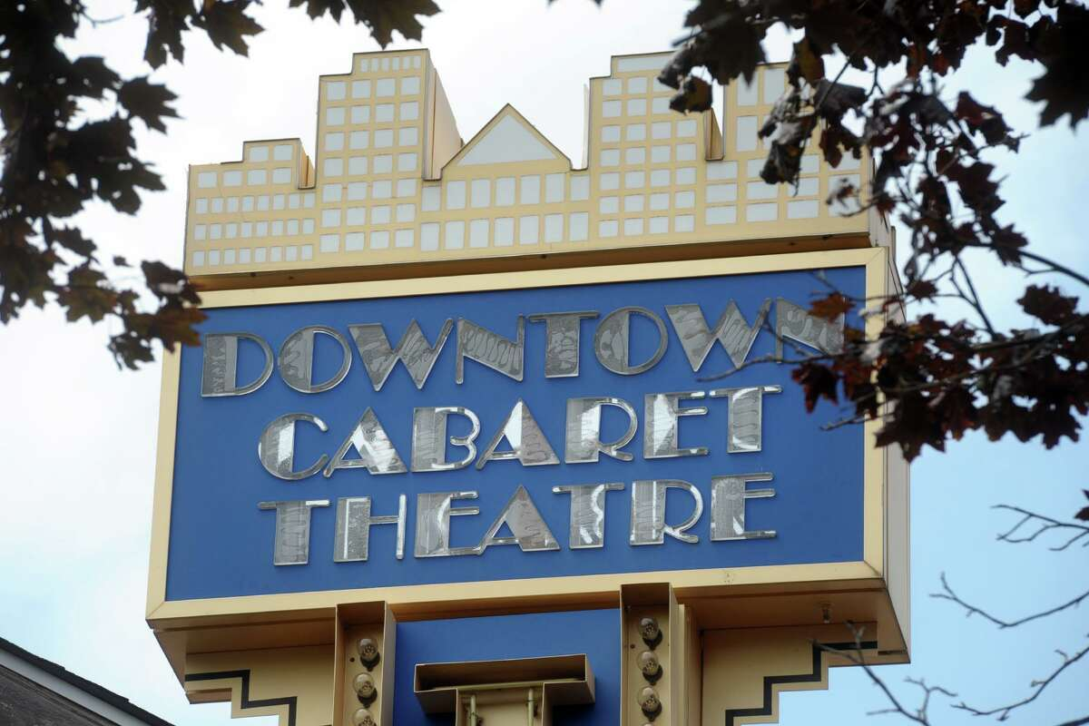 The Downtown Cabaret Theater, in Bridgeport, Conn. July 23, 2020.