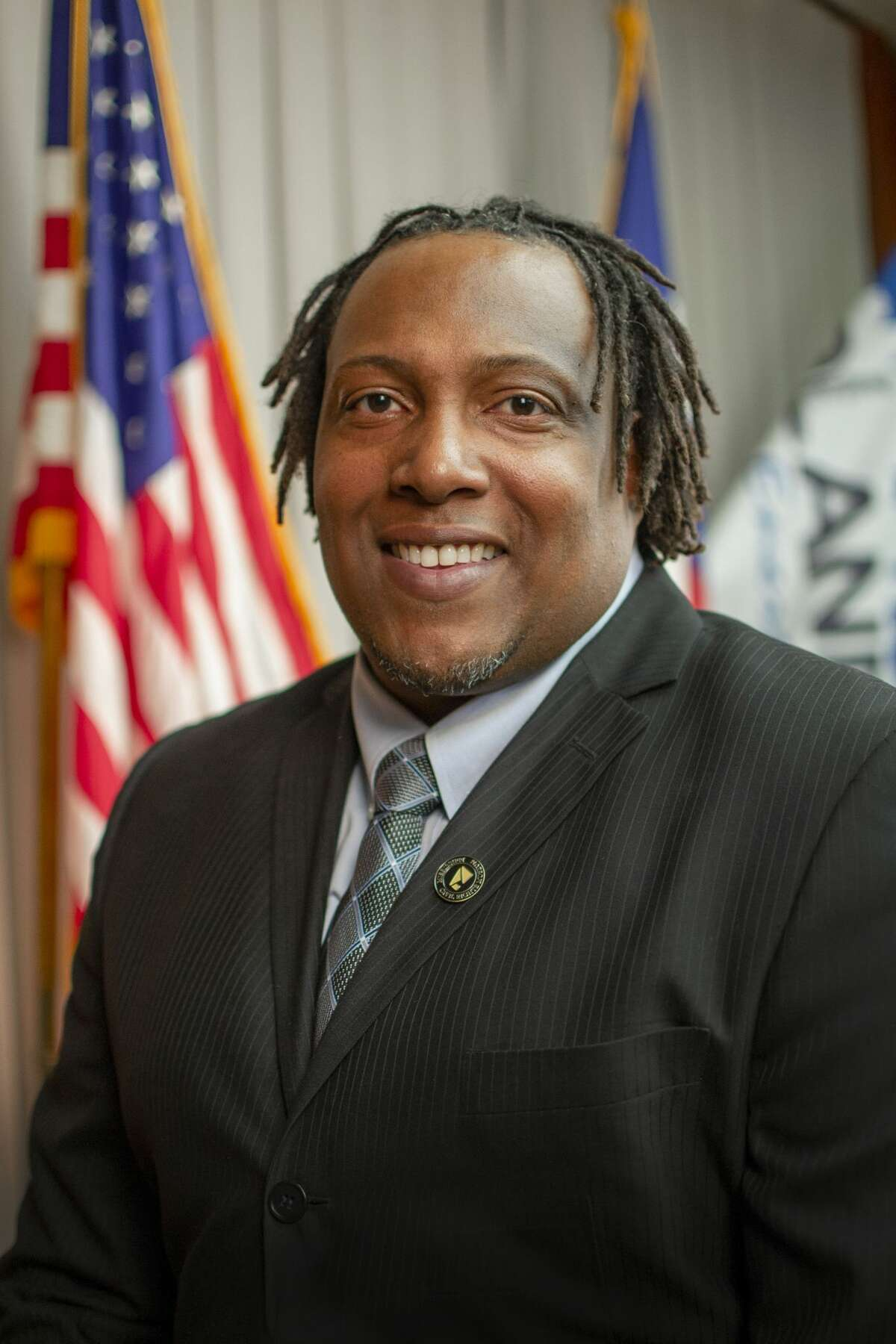 District 2 Councilman John Norman
