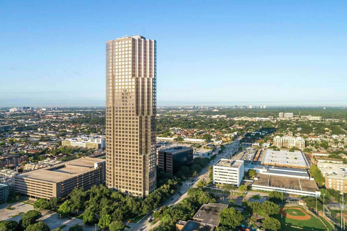 Raymond James & Associates signed a renewal for 60,219 square feet at San Felipe Plaza, a 46-story office building at 5847 San Felipe. The building is owned by Parkway Property Investments.