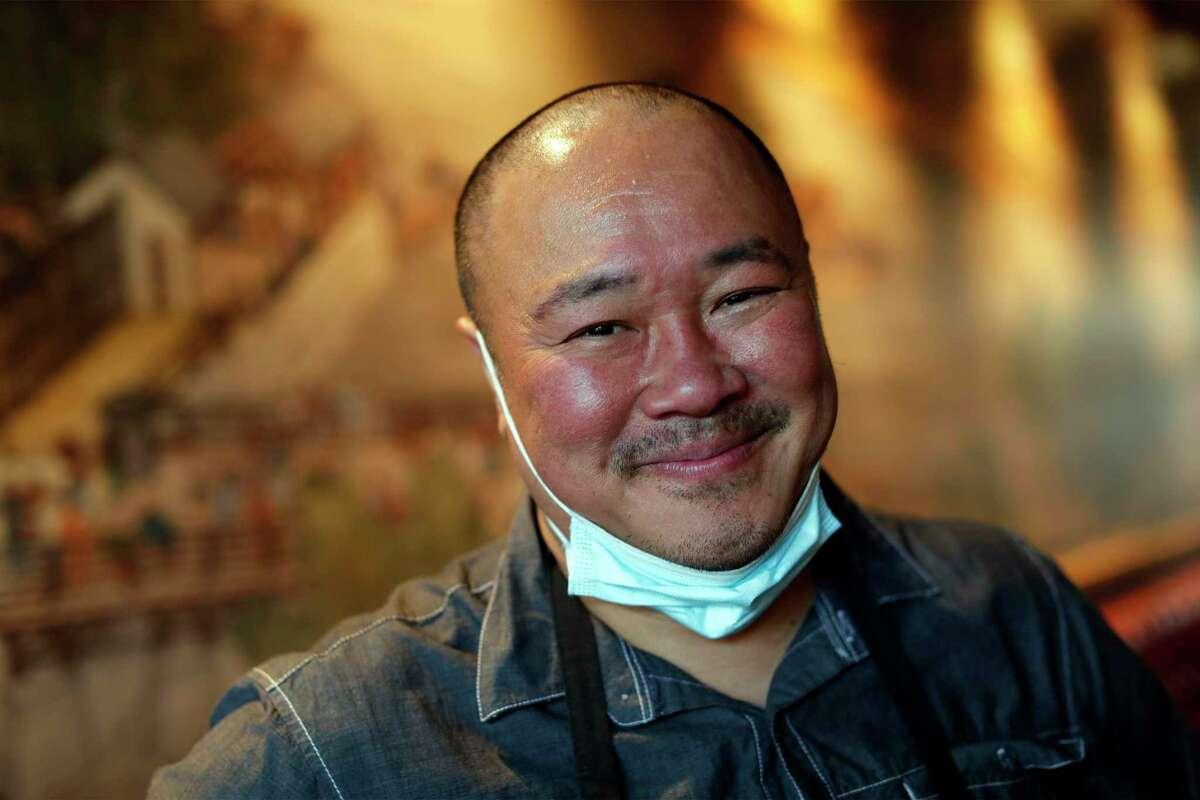 Chef Rob Lam has a freewheeling style with his Vietnamese menu at Lily.