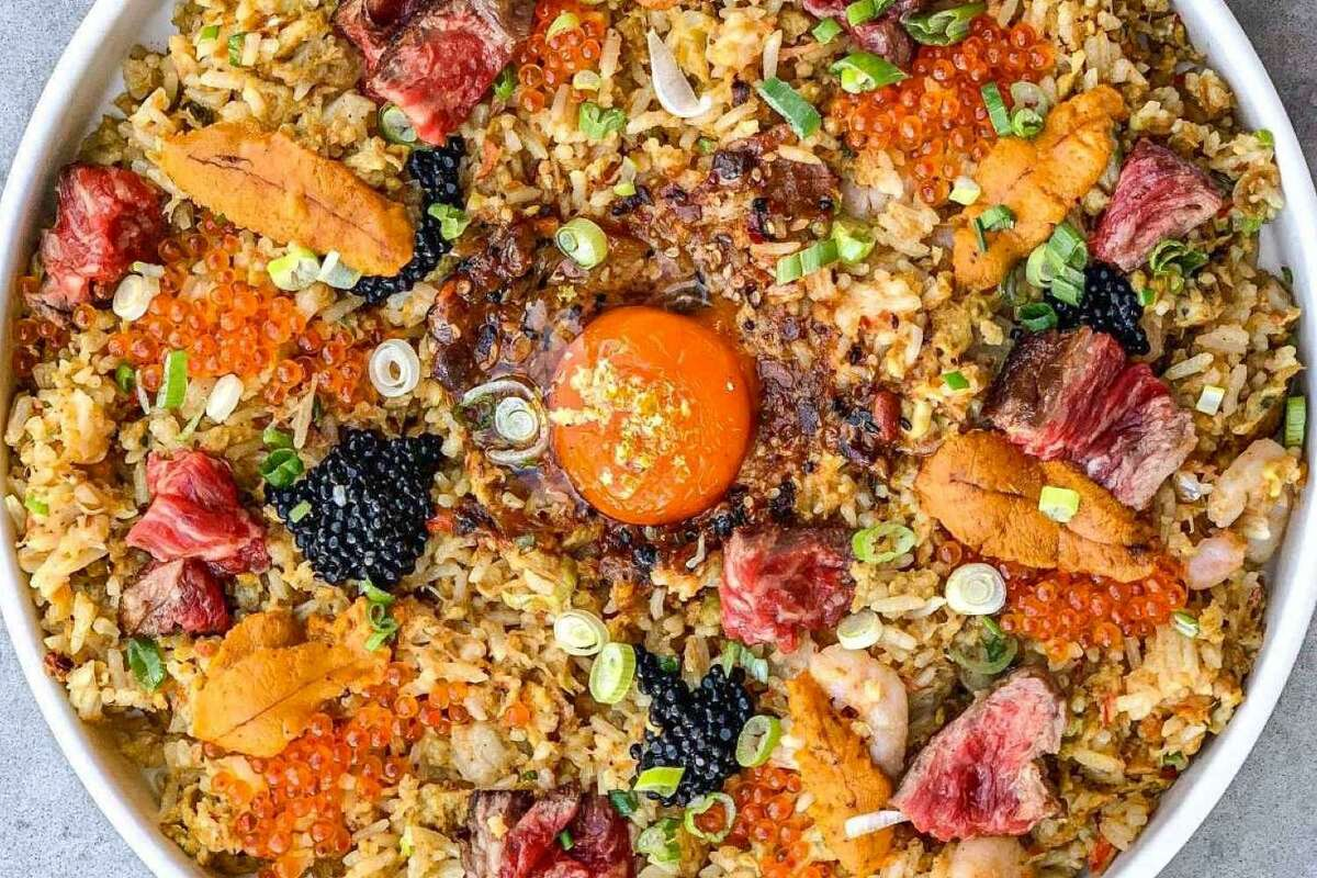 The $72 crab fried rice at Lily on Clement Street was taken off the menu, but is set to return tied to a charity project.