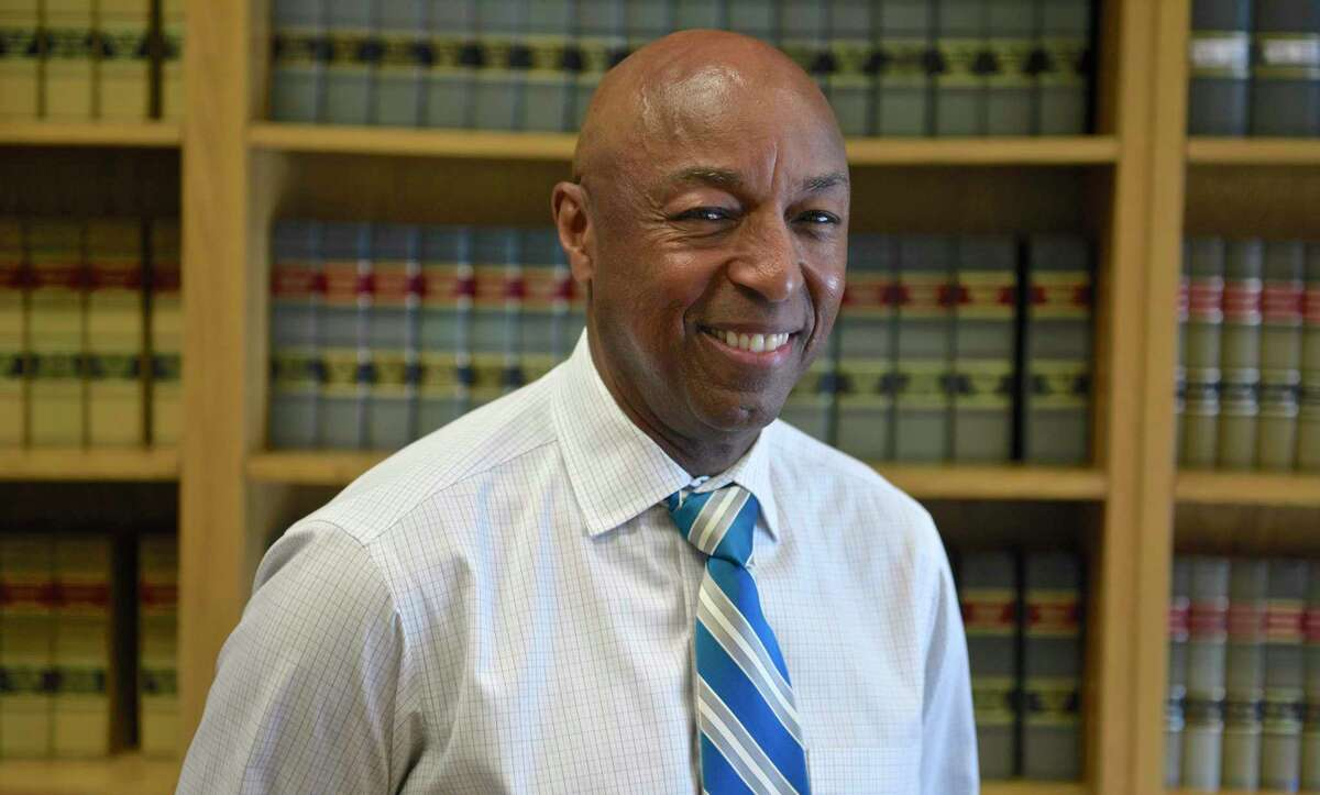Gary White is the presiding criminal judge of the State Superior Court in Stamford, and an amateur boxing judge.