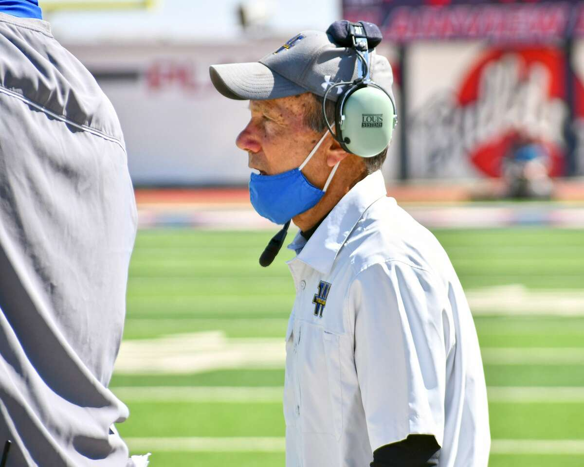 Head coach Butch Henderson's Wayland Baptist football team was picked to finish eight in the SAC preseason pool.