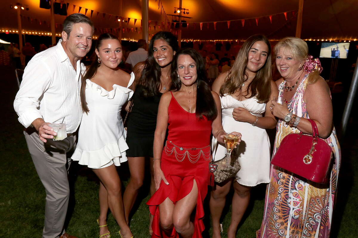 """Were you seen at The Saratoga Hospital Foundation's """"School Spirit"""" Gala and Benefit Auction at The Polo Meadows at the Saratoga Casino and Raceway on Wednesday, August 4, 2021?"""