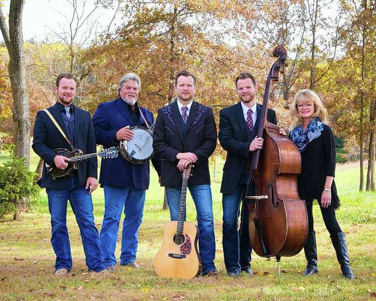 Bluegrass group The Harmans will be in concert Friday on the downtown Jacksonville square as part of Jacksonville Main Street's Downtown Concert Series.