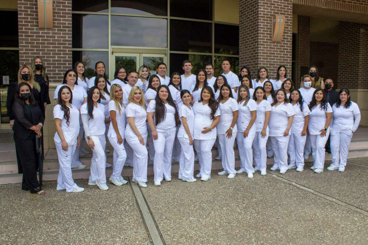 Laredo College announced over 40 students participated in their pinning ceremony for Vocational Nursing Program students on Aug. 3.