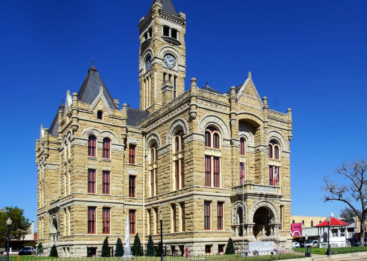 #49. Lavaca County - Cumulative deaths per 100k: 461 (93 total deaths) --- 97.0% more deaths per 100k residents than Texas --- #212 highest rate among all counties nationwide - New deaths per 100k in the past week: 9.9 (2 new deaths, 0% change from previous week) - Cumulative cases per 100k: 15,605 (3,145 total cases) --- 8.6% more cases per 100k residents than Texas - New cases per 100k in the past week: 94 (19 new cases, +12% change from previous week)