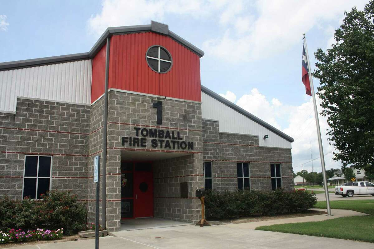 Tomball Fire Department Station 1 is located at 1200 Rudel Road.
