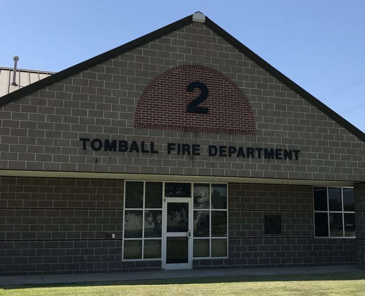 Tomball Fire Department Station 2 is located at11725 Holderrieth Road in Tomball.
