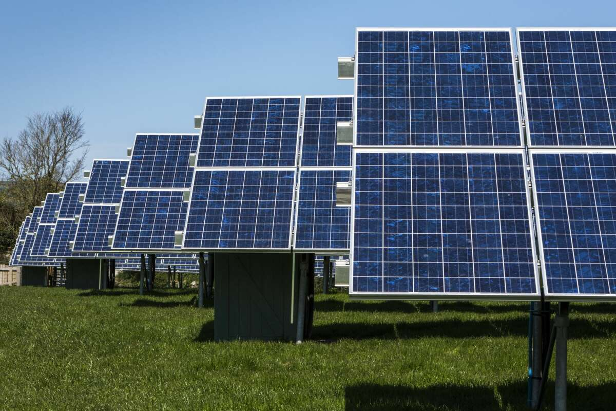 Albany County is considering building a solar farm an a 33.9 acre property that the county owns in Colonie.