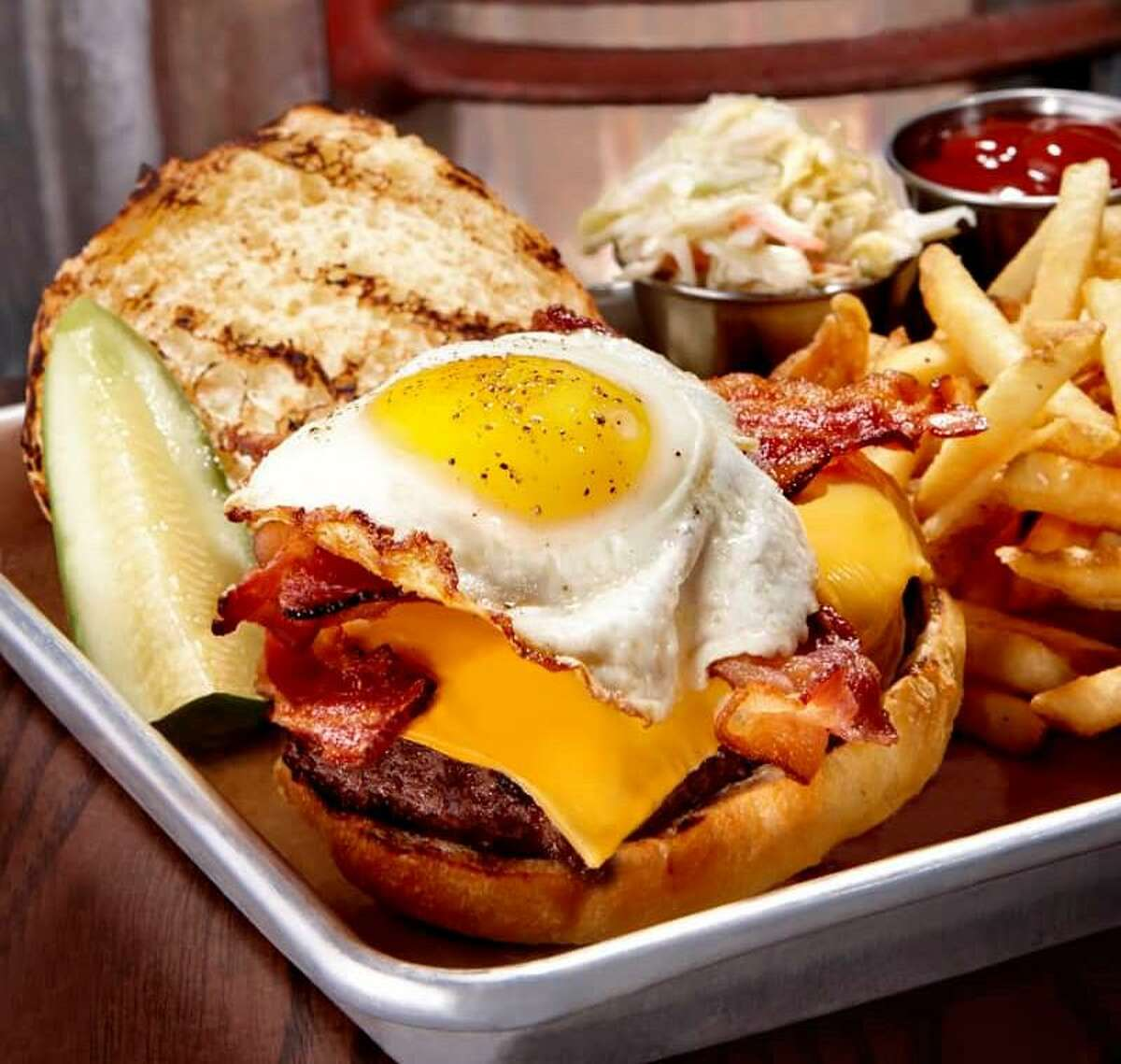 Little Barn, opening at 901 Bridgeport Ave., Shelton, offers a wide menu, including burgers.