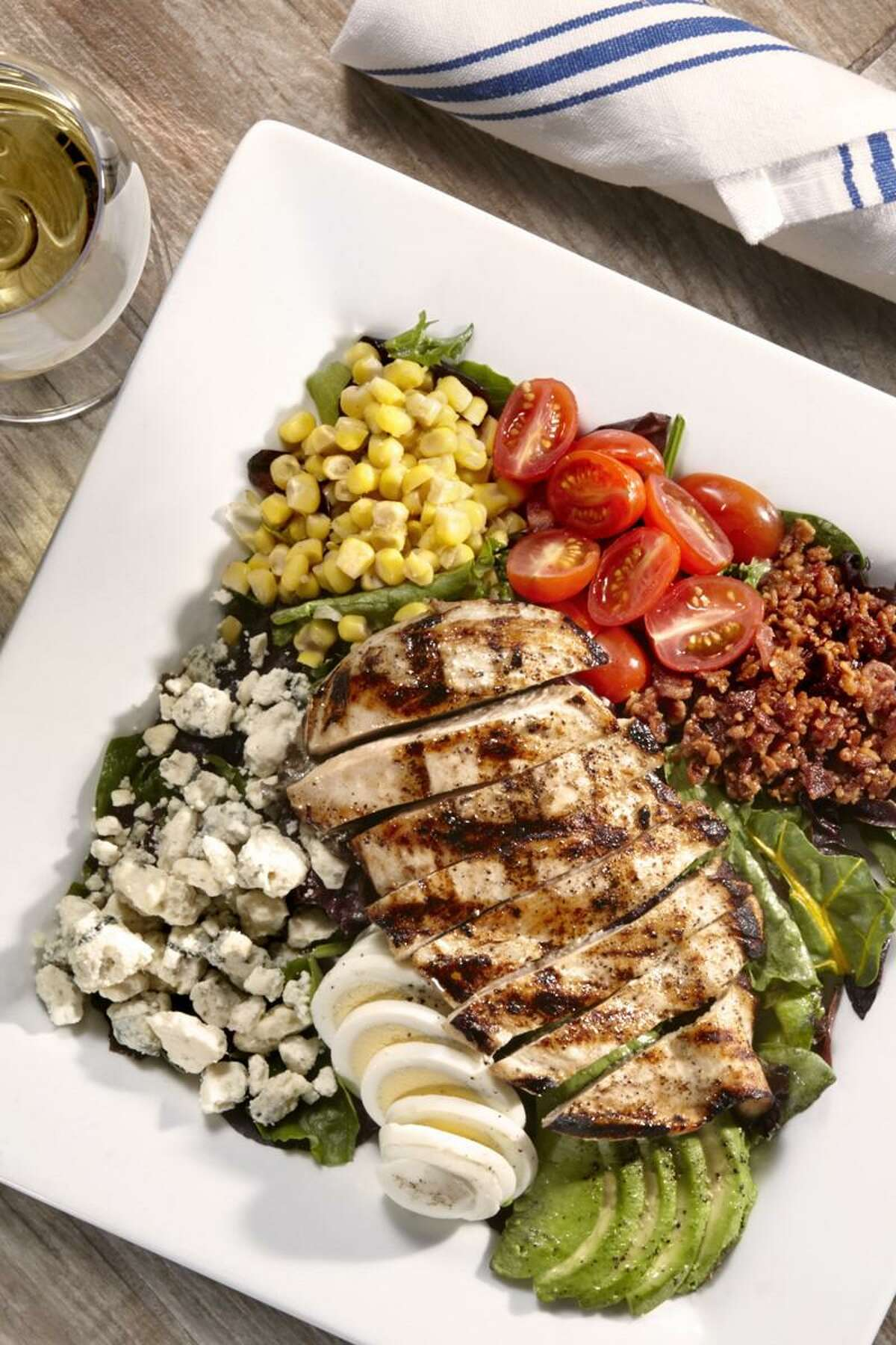 Little Barn, opening at 901 Bridgeport Ave., Shelton, offers a wide menu, including the Barn Cobb salad.