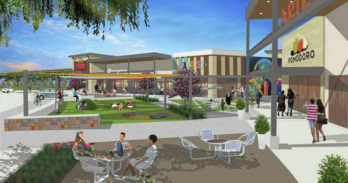 Phase II of Fort Bend Town Center at Texas 6 and and Fort Bend Parkway in Missouri City is planned as a regional destination for shopping, dining and entertainment. The NewQuest Properties project will be anchored by a 12-screen Cinemark theater.