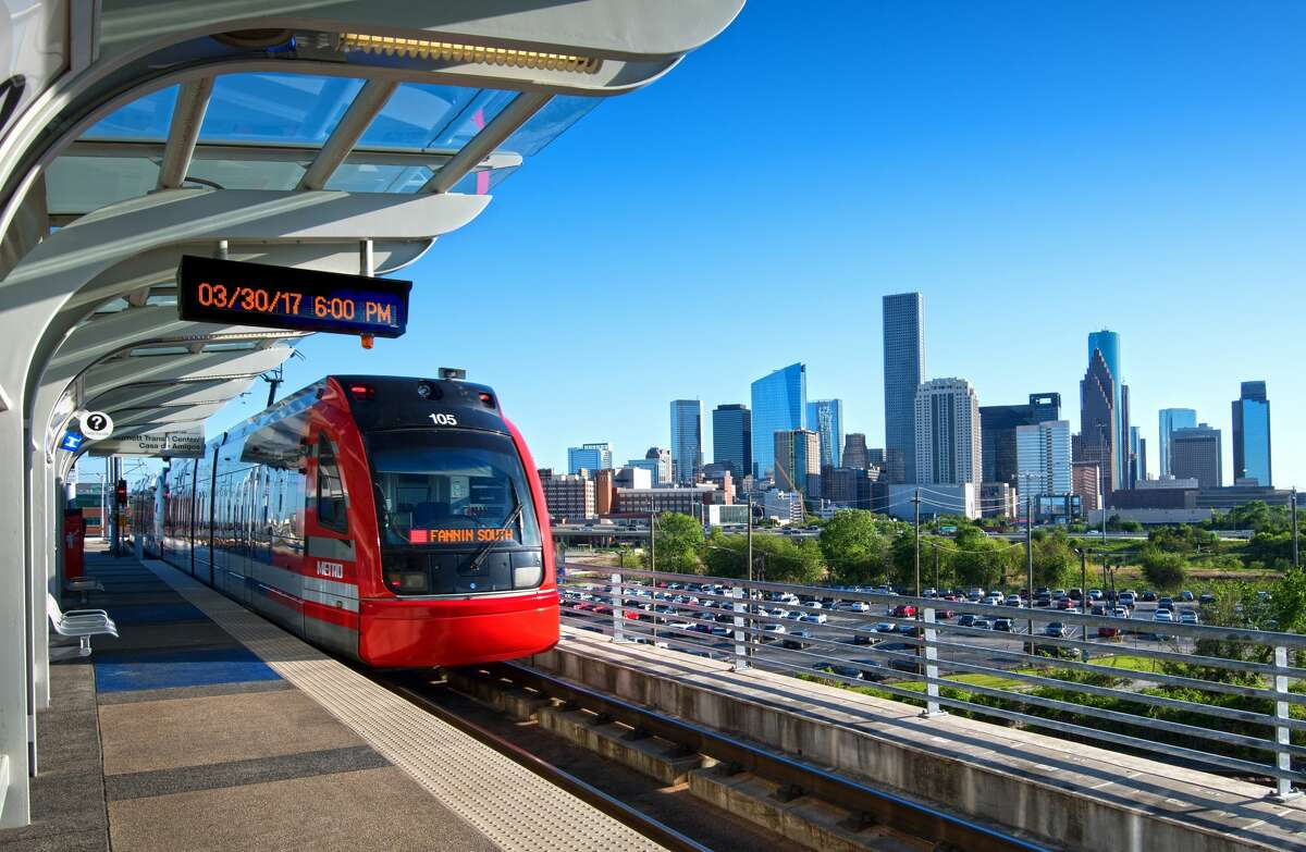 A light rail line to Hobby Airport could soon be a reality.