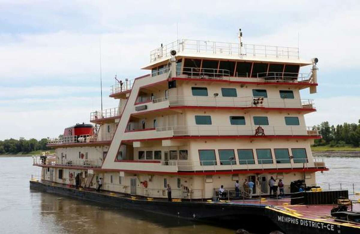 Free tours of the MV Mississippi, the region's largest diesel towboat, will be offered 2-5 p.m. Saturday at the National Great Rivers Museum, Melvin Price Locks and Dam, East Alton.