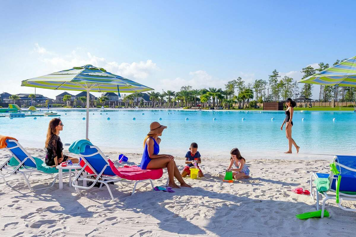 Land Tejas will bring a Crystal Lagoon to its Sunterra community in the Katy area.