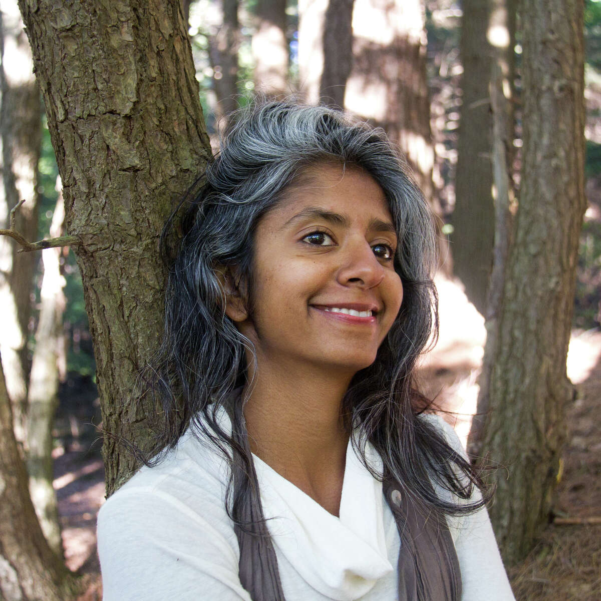 Pooja Prema, the founder of the Ritual Theatre and Rites of Passage