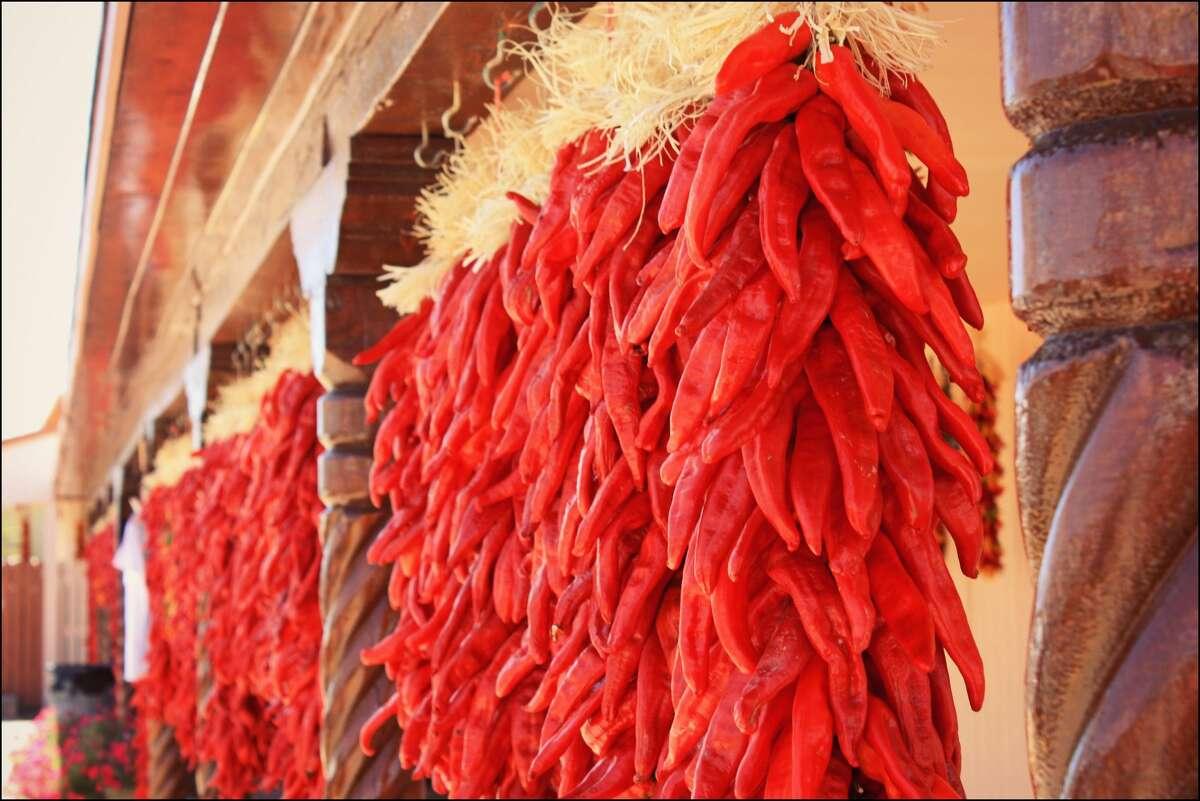 Hatch chile festival.