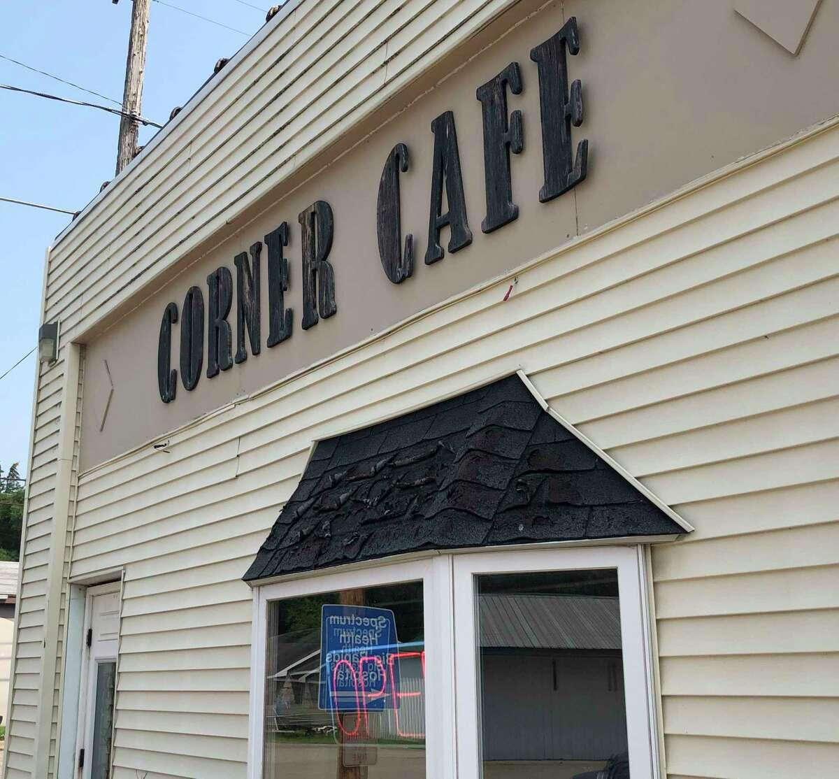 The Corner Cafe, in Stanwood, is a welcoming littlehidden gem in Mecosta County's own backyard.(Pioneer photo/Joe Judd)