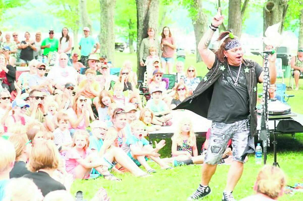 """Magician MichaelTrixx's solo performances have encompassed everyone from Motley Crue and Slash to President Jimmy Carter and family. He appeared on """"America'sGot Talent"""" and has received many local and regional magic awards. (File photo)"""