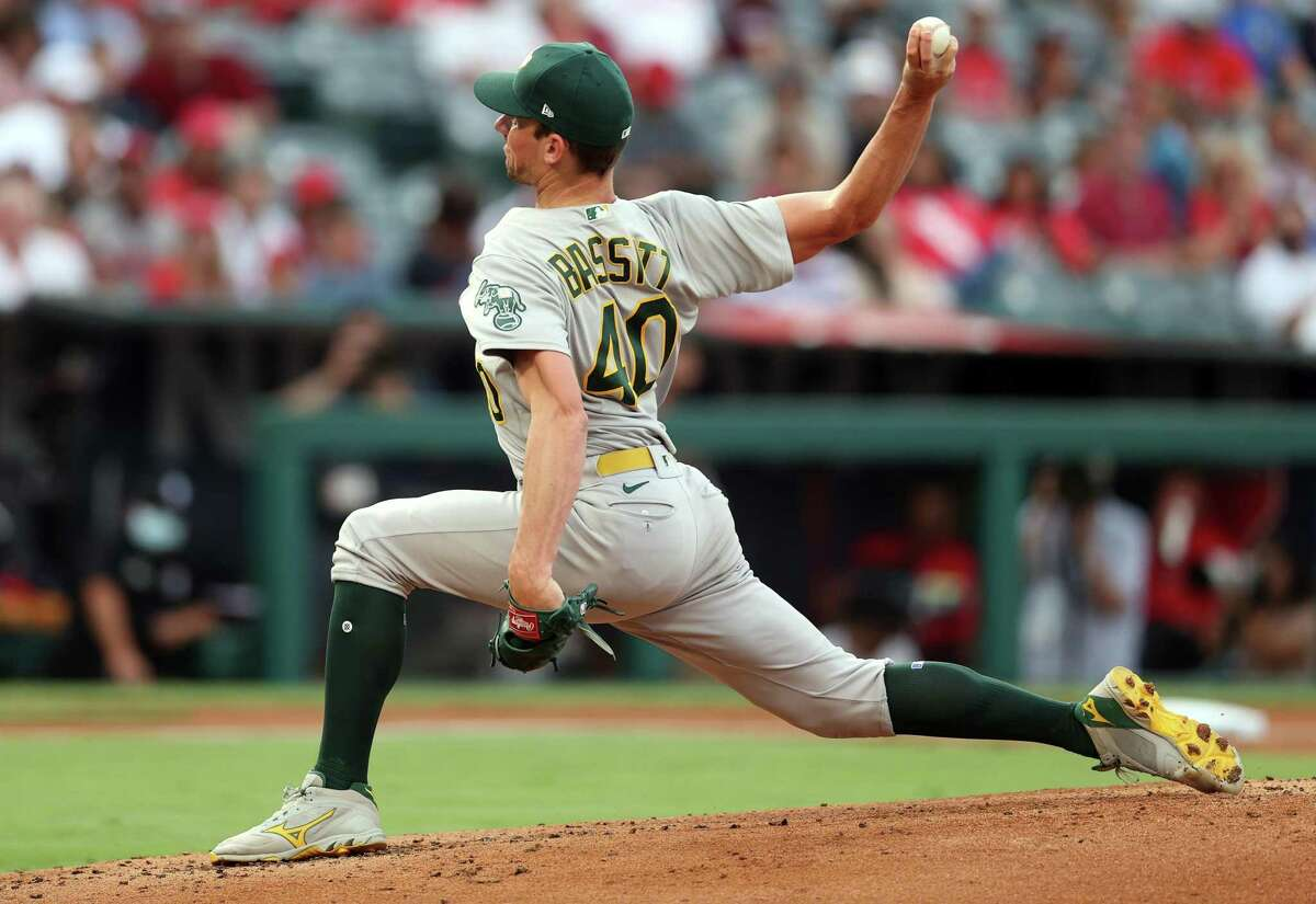 Chris Bassitt (11-3) gets the start for the A's as they begin a three-game series against Texas at the Coliseum at 6:30 p.m. Friday (NBCSCA/960).