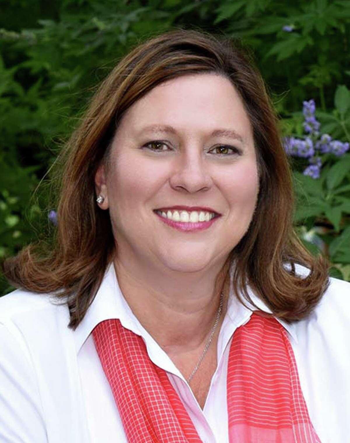 State Rep. Julie Johnson (D).