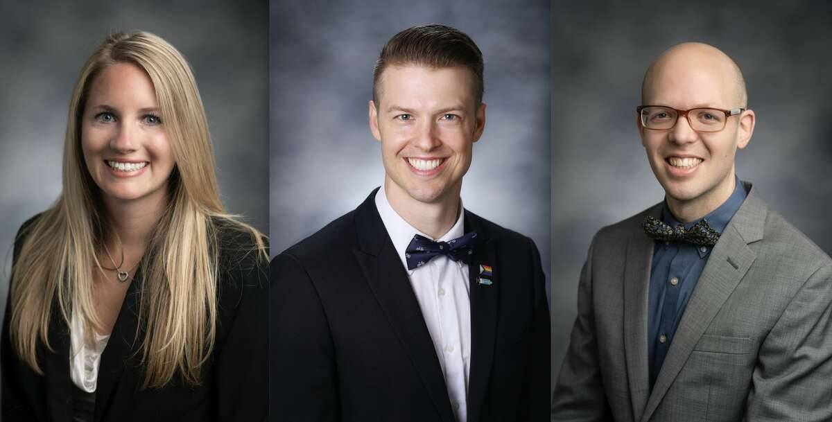 Three new doctors have joined the medical team at Spectrum Health - two in Big Rapids and one in Canadian Lakes.