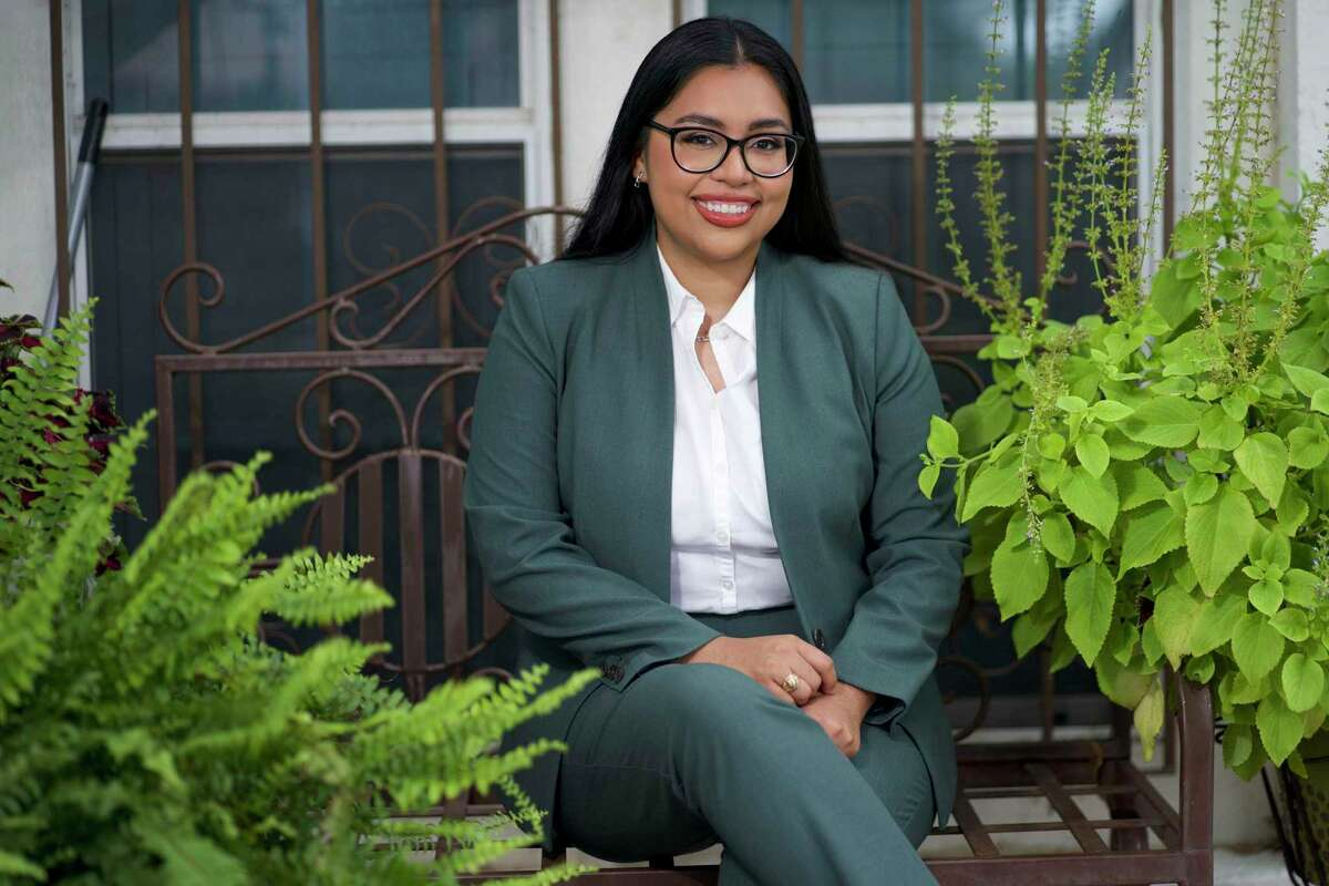 Jessica Cisneros is challenging for Rep. Henry Cuellar's congressional seat again after receiving 48.2% of vote in 2020.