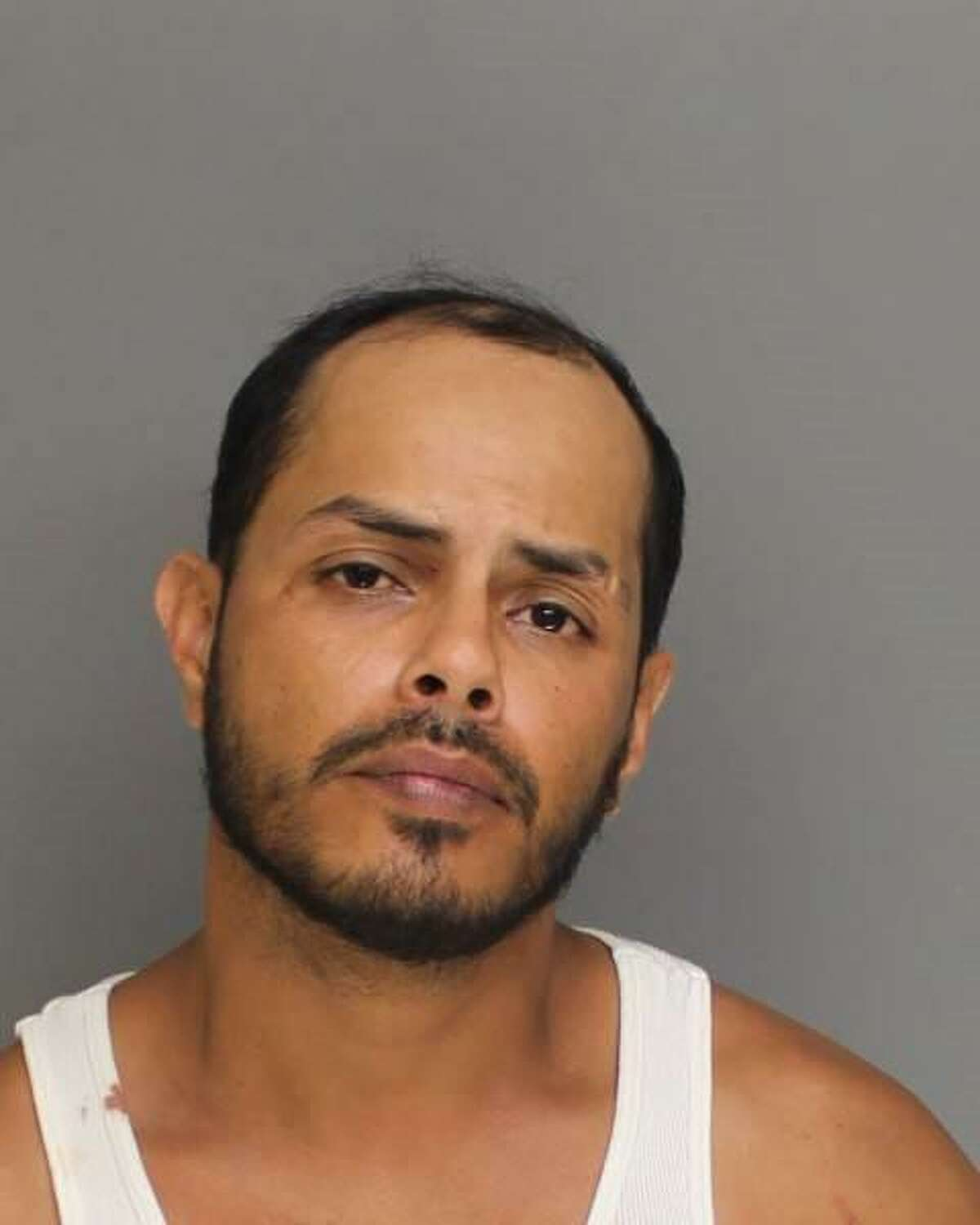 Victor E. Crespo was detained and charged with criminal attempt at murder, first-degree assault, first-degree burglary and disorderly conduct. His bond was set at $90,500.