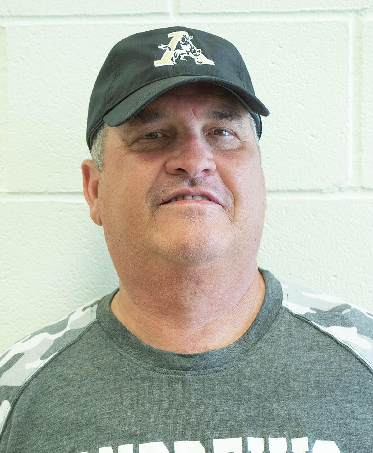 Coach Ralph Mason 08/05/2021 Tim Fischer/Reporter-Telegram