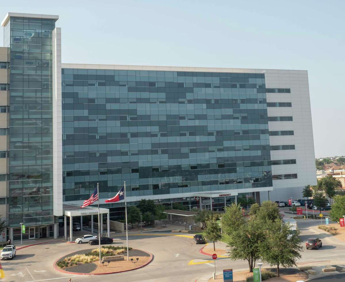 Midland Memorial Hospital. 08/06/2021 Tim Fischer/Reporter-Telegram