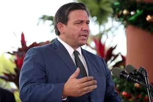"""At every stage of the pandemic Florida Gov. Ron DeSantis has effectively acted as an ally of the coronavirus. Why? And what does he really mean when he invokes """"freedom""""?"""