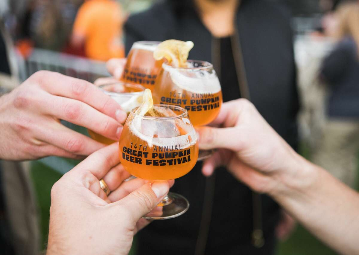 The Great Pumpkin Beer Festival is just one event returning this fall for the region's beer lovers.