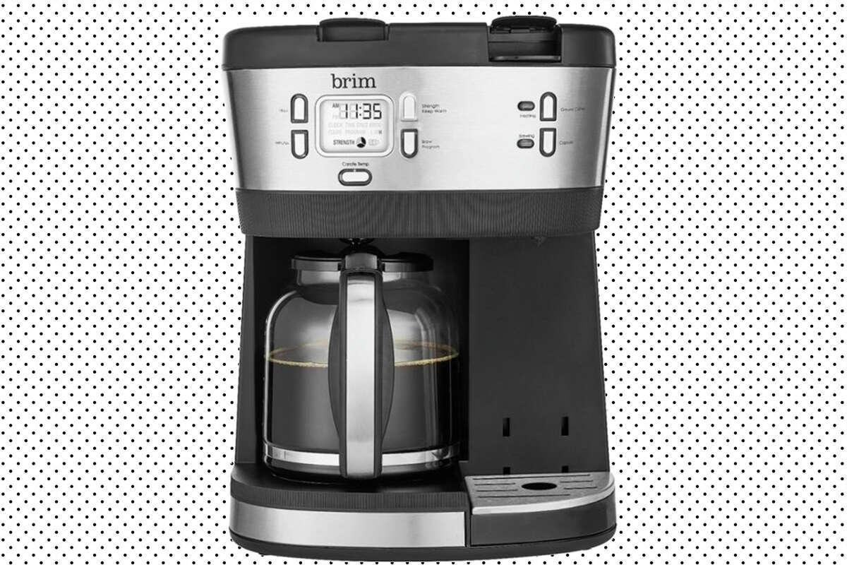 Brim coffee maker