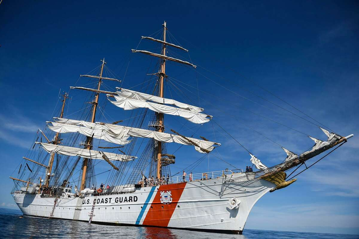 The USCG Barque Eagle is where Coast Guard cadets train and find the common ground that will serve them throughout their lives.