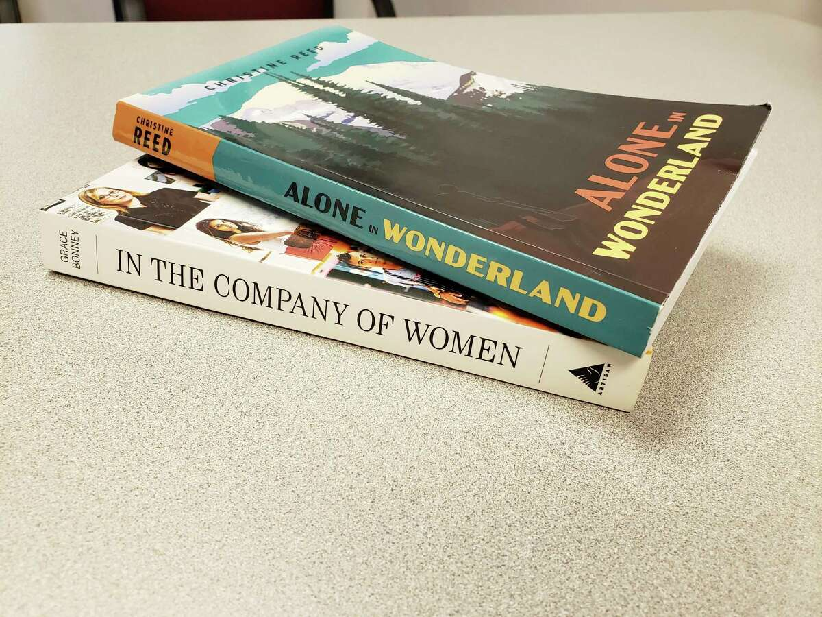 Arielle Breen reflects on several highlights from five books she read or is reading this season. (Arielle Breen/News Advocate)