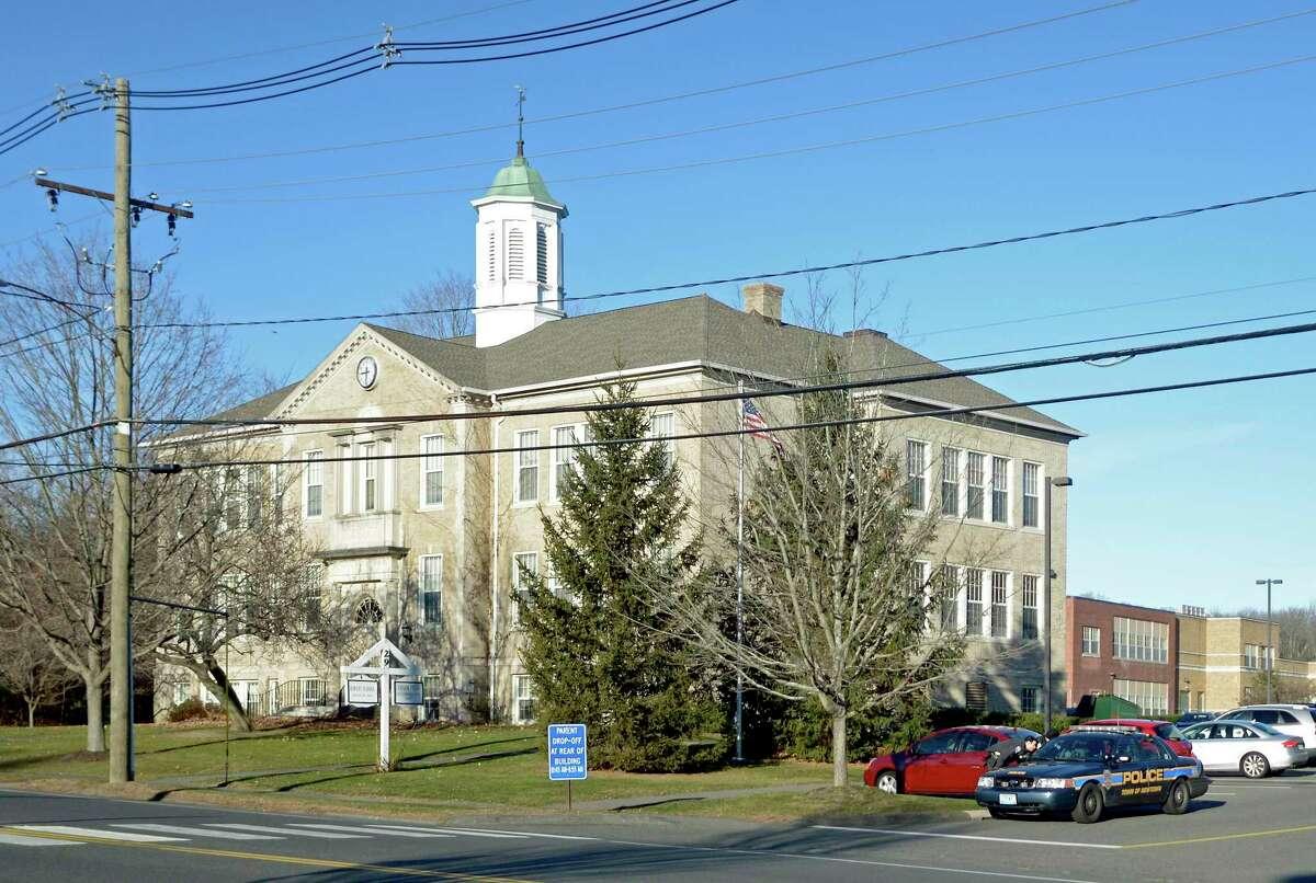 File photo. Hawley School, Newtown.
