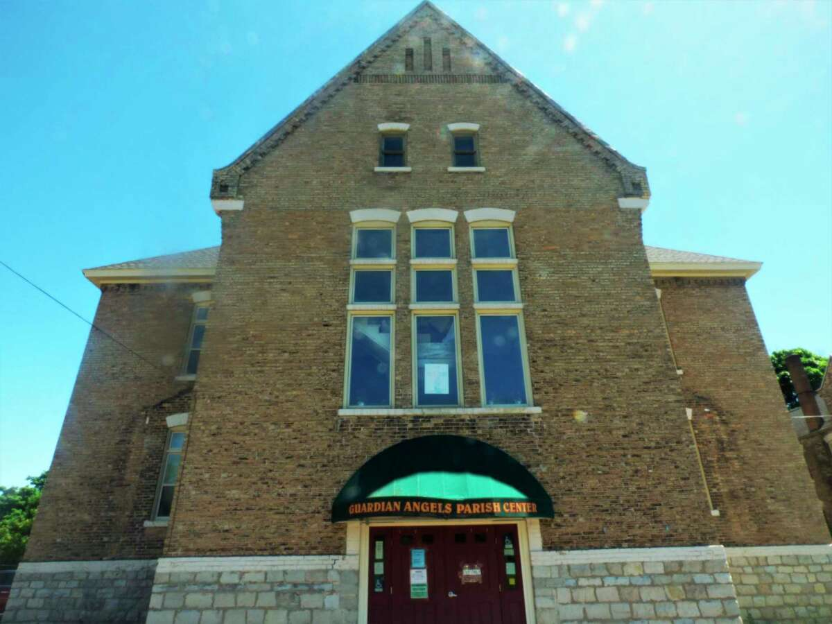 The ECHO his love main campus is located at 525 Michael St. in Manistee. (News Advocate File Photo)