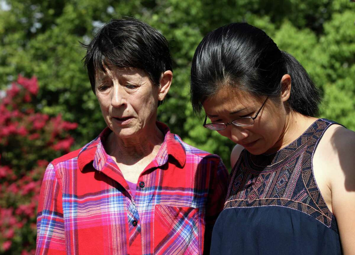 Marcia Kreycik and daughter-in-law Jen Yao discuss the discovery of Philip Kreycik's body.